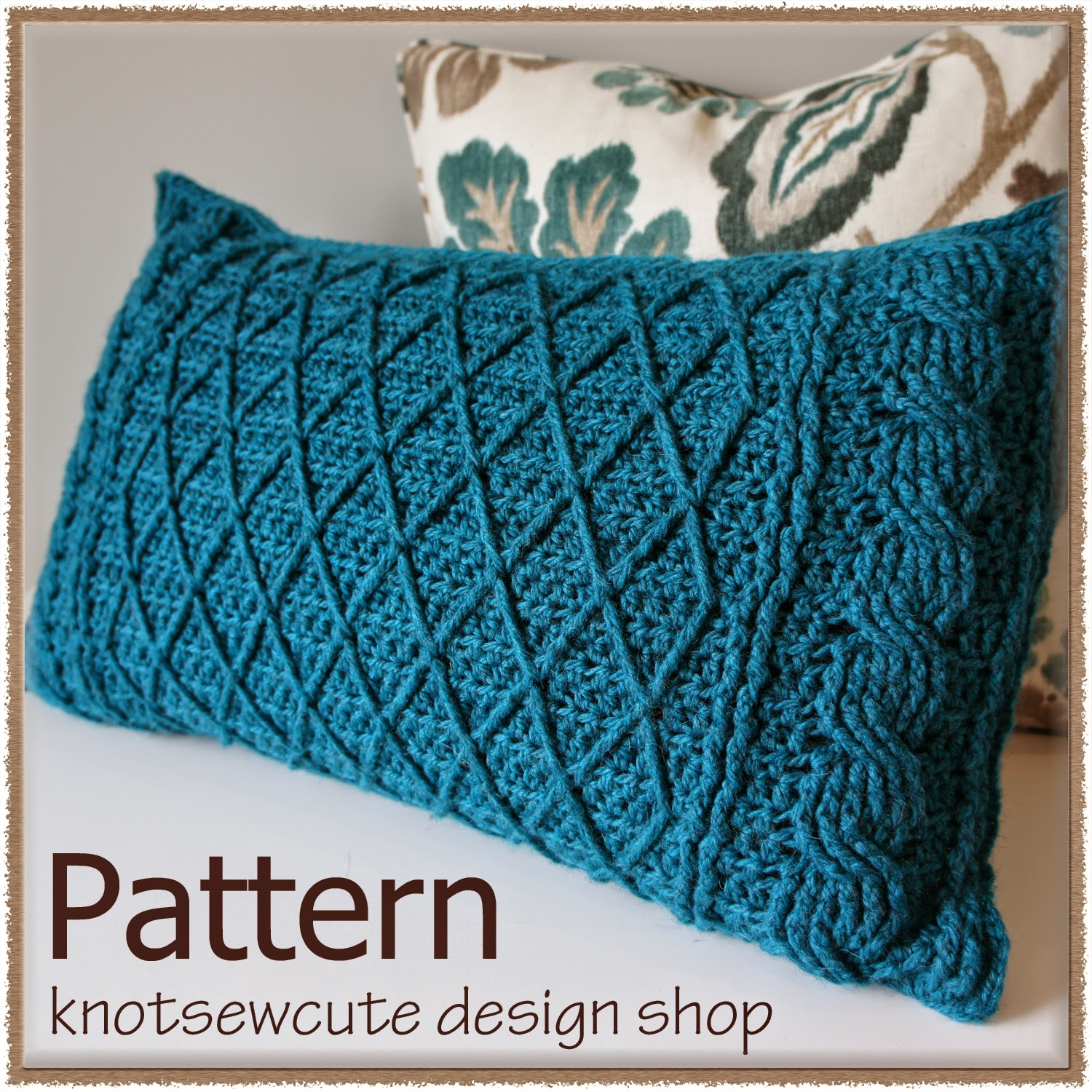 http://www.ravelry.com/patterns/library/cables--lattice-pillow-cover