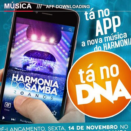 Harmonia do Samba – Tá no DNA