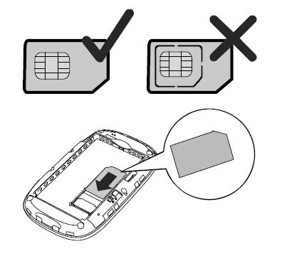 Huawei E5331s-2 instalacja karty SIM
