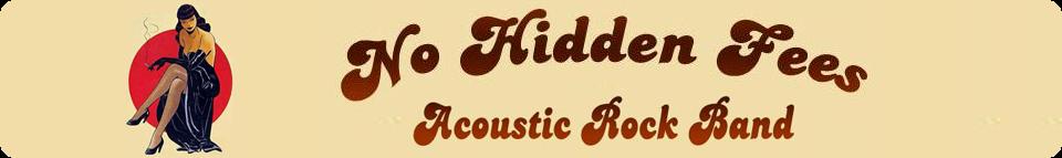 No Hidden Fees - Acoustic Pop Rock Cover Band (Torino)