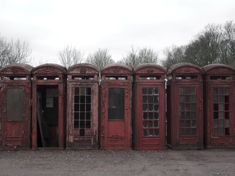 Phone Booth Stuffing 1950s  Mortal Journey