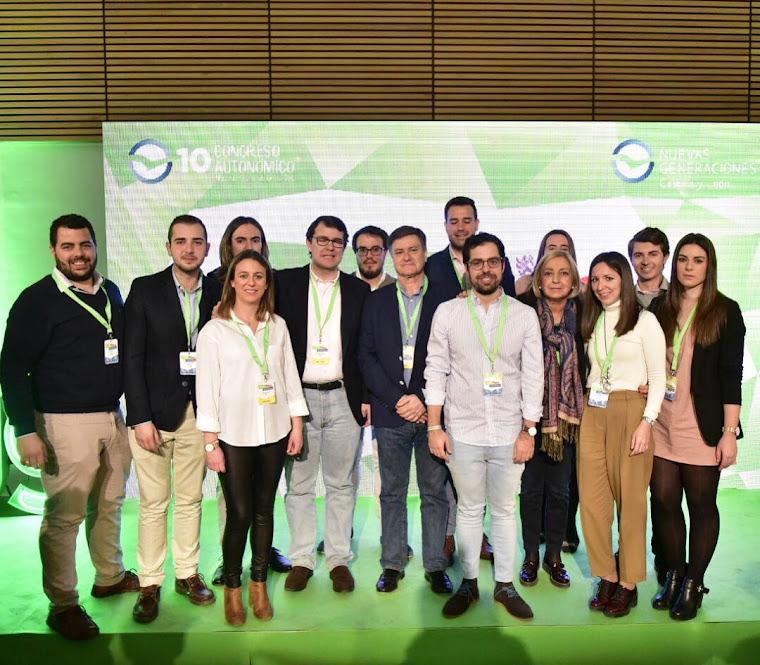 El Cogreso autonómico del PP se celebró en Salamanca