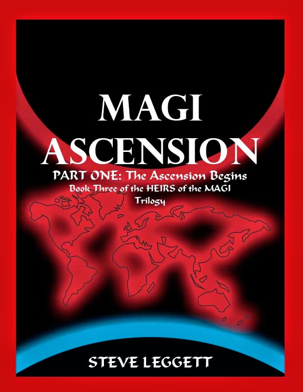 Magi Ascension - Part One: The Ascension Begins