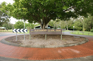 Alexander Clarke Park