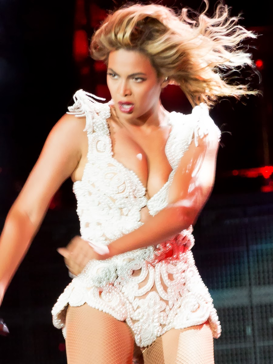 Beyonce performance at Made in America