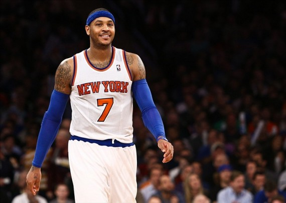 how to meet carmelo anthony