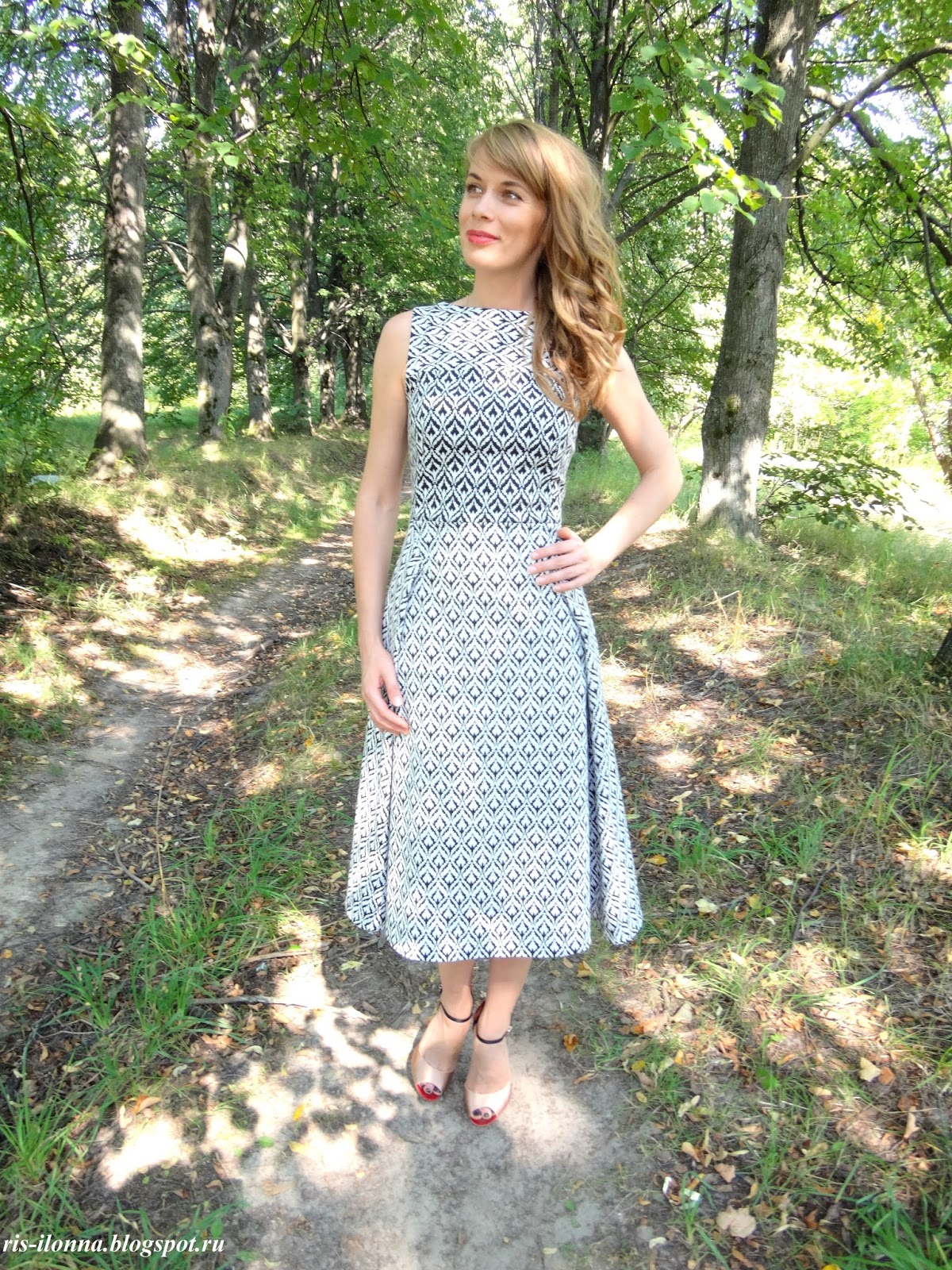 Ткани для летнего платья и летних блузок. Из какой ткани 24