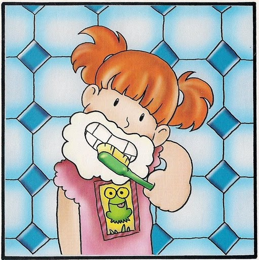 Blog de higiene infantil para padres dibujos para los for Objetos para banarse