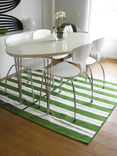 Ikea hack 2 alfombras peque as 1 grande - Alfombras grandes ikea ...