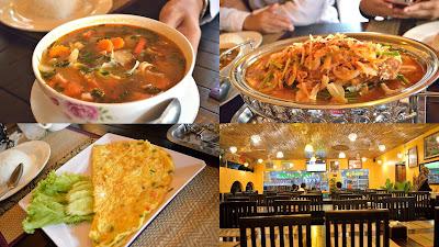 muslim family kitchen halal food makanan halal siem reap cambodia kemboja