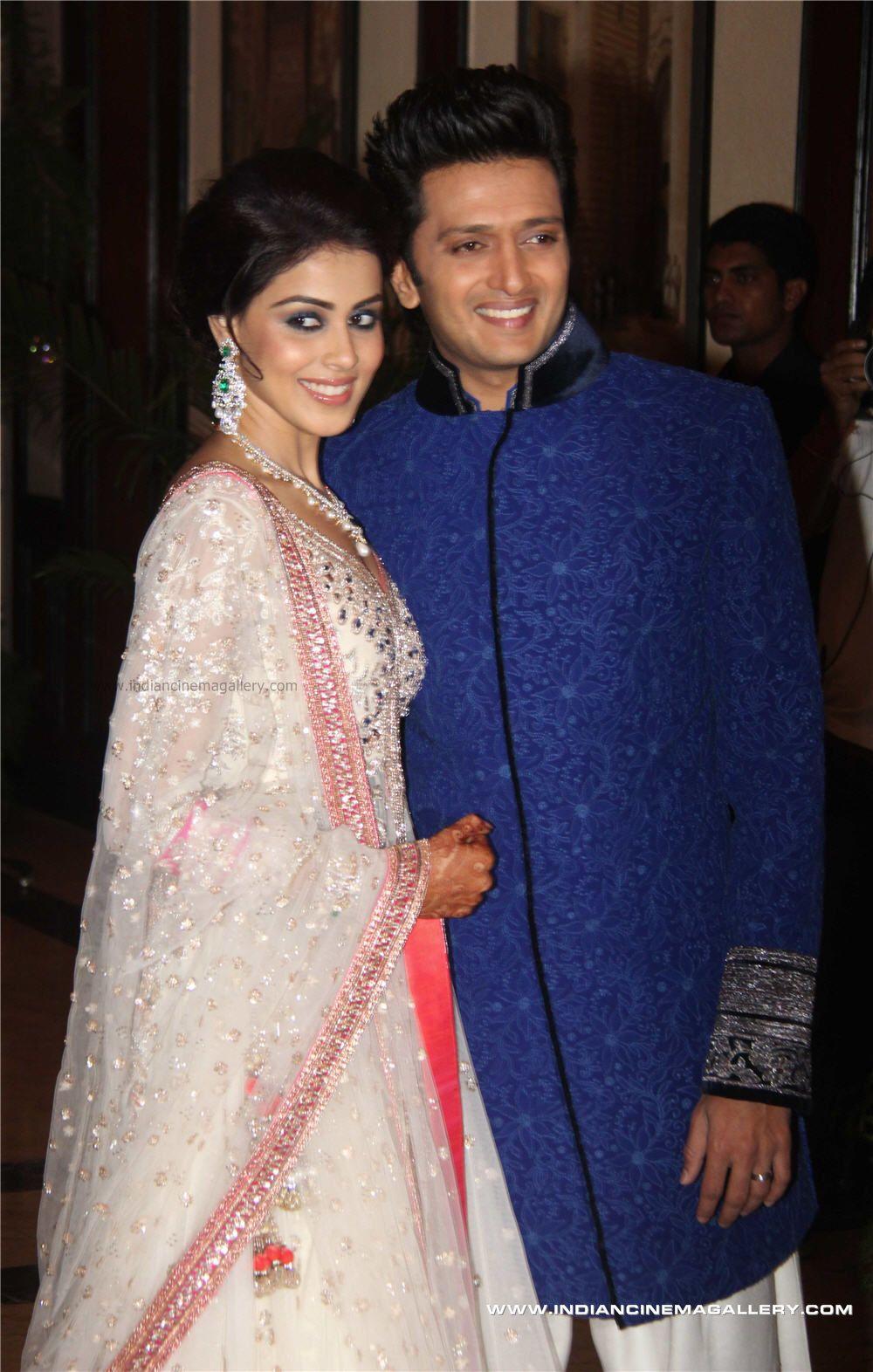 Ritesh Deshmukh and Ge...