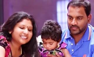 1st birthday Dream   Kannathil muththamittaal