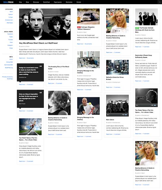 Free e-Commerce WordPress Themes
