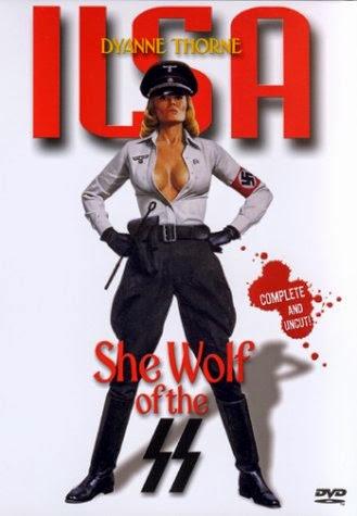 Ilsa, la loba de las SS ()