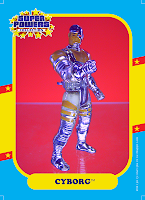 Super Powers Collection Cyborg Action Figure by Kenner Superman Super Powers Collection Figure Clark Kent Kenner Mattycollector DC Universe Classics Unlimited Man of Steel Toys Movie Masters polymerphelia GeekSummit