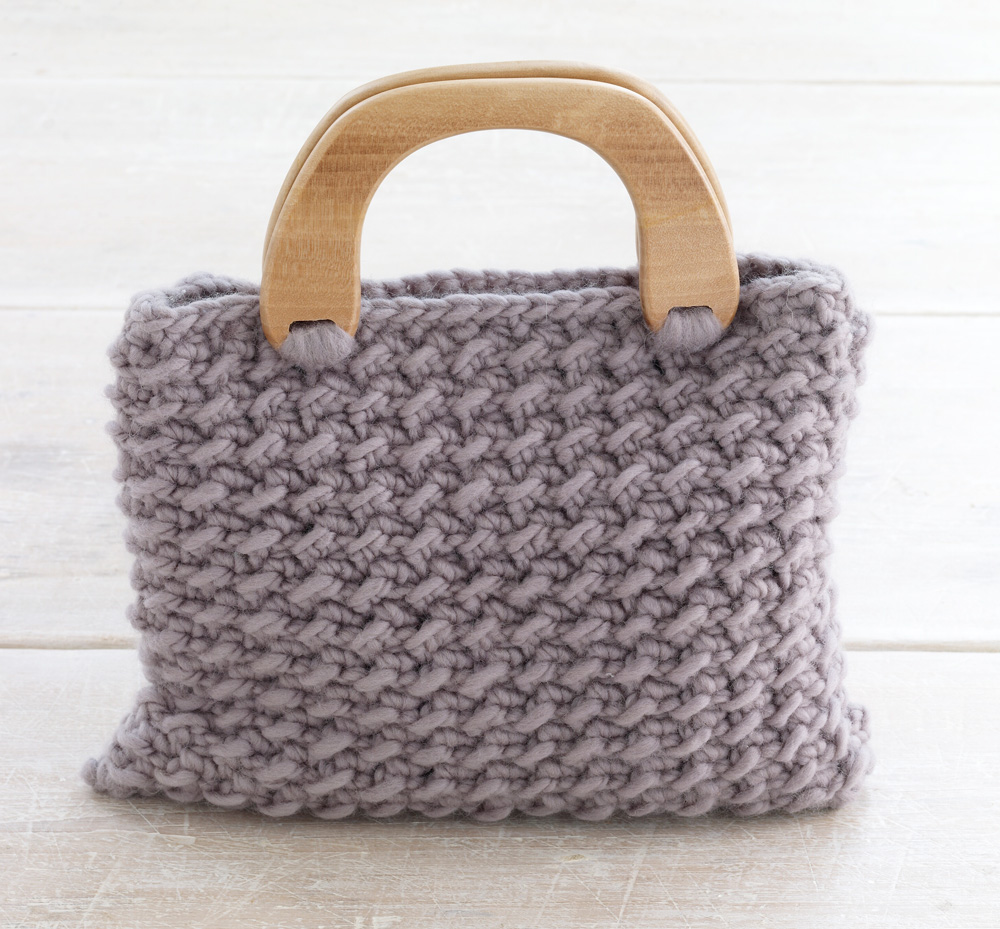 Free Crochet Purse And Bag Patterns : Knitting&Crochet Obsession: Crochet Purse