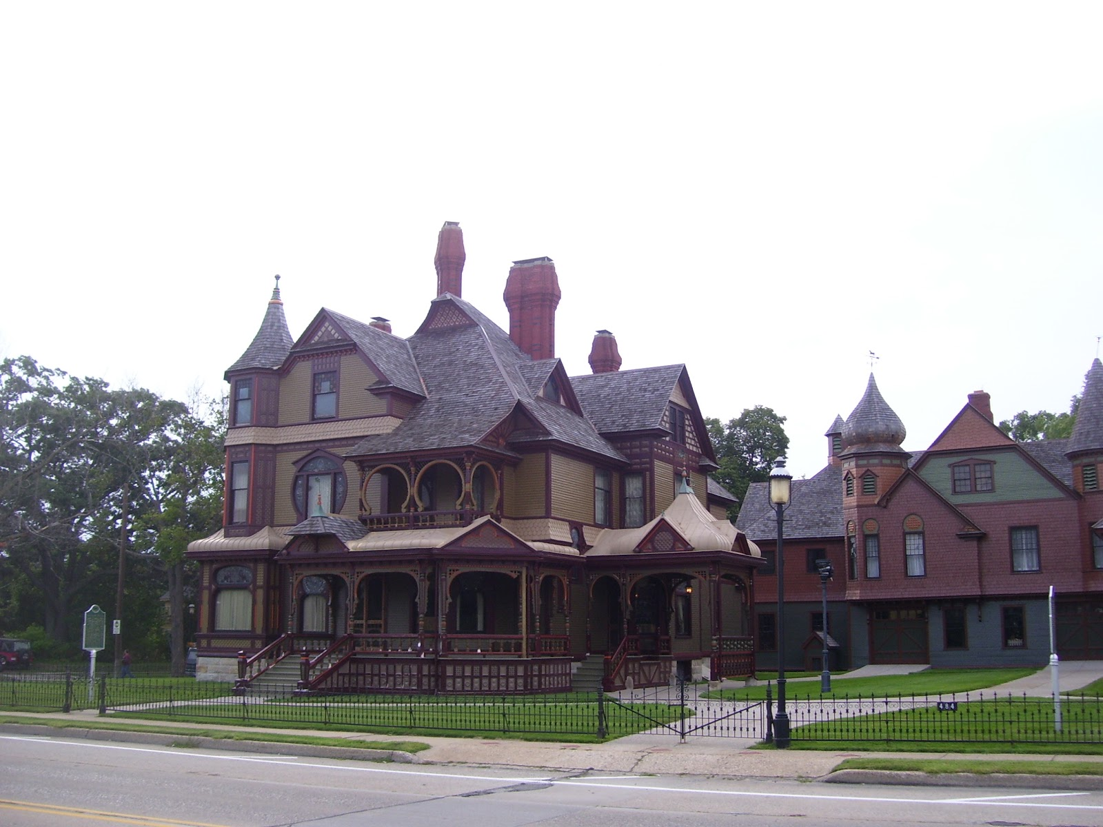 The hackley and hume historic homes muskegon michigan for House builders in michigan