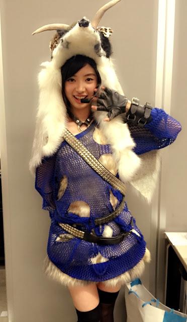 AKB48 武藤十夢 Muto Juyume ハロウィン・ナイト Halloween Night 01