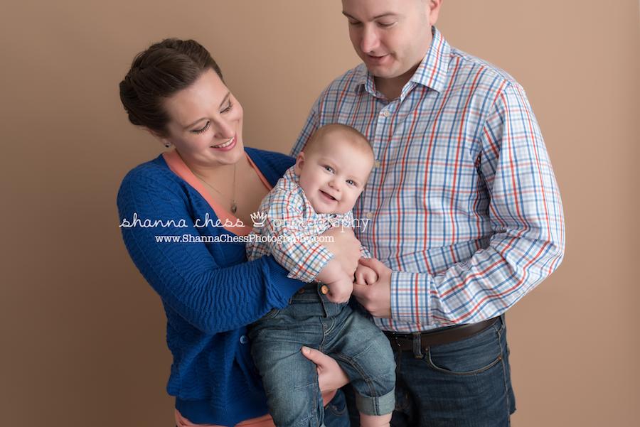 eugene springfield oregon baby family photographer