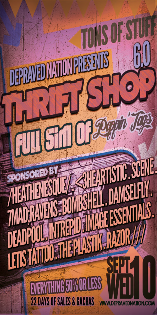The Thrift Shop 6