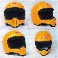 Helm Cakil Simpson M50 Replika