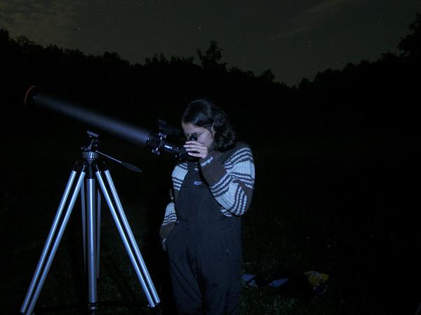 Персеиды 2011 | традиционный выезд в Подмосковье на наблюдение метеорного потока
