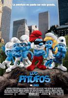 Cartel de la película Los pitufos