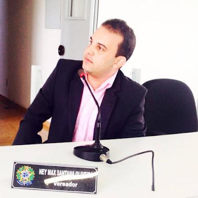 VEREADOR MAX DE ZÉ DE TOINHO DESTACA INDICAÇÕES DO DEPUTADO GEORGEO PASSOS PARA RIBEIRÓPOLIS.