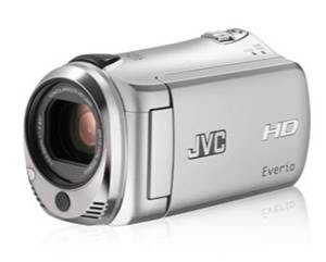 Filmadora digital JVC GZ-HM320SUB