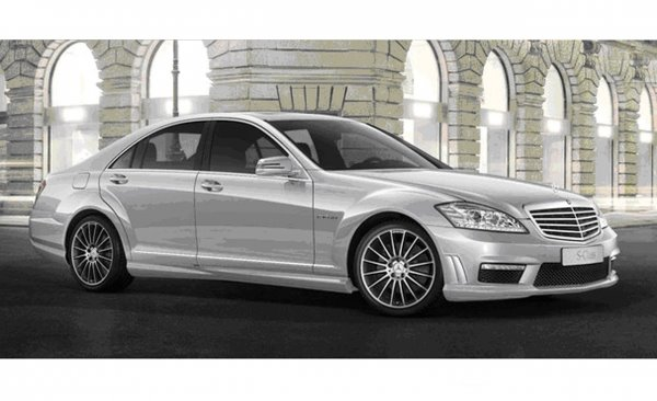 Hot Car Pictures Gallery 2010 Mercedes Benz S65 Amg