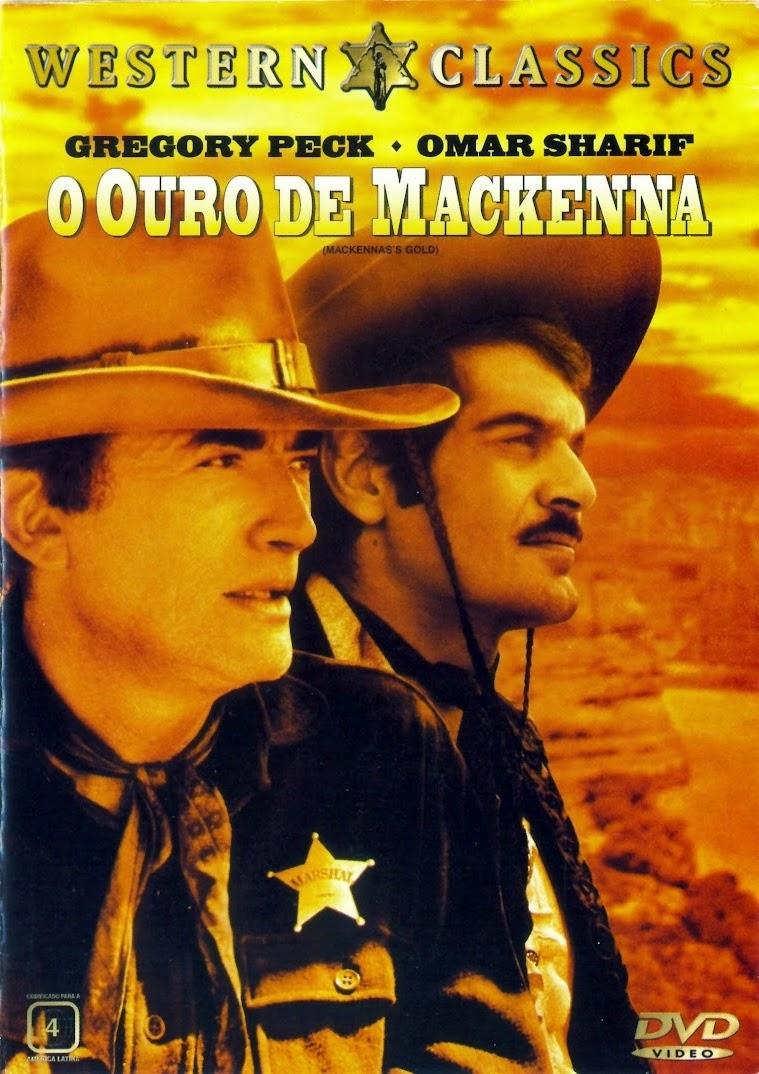 O Ouro de Mackenna – Legendado (1969)