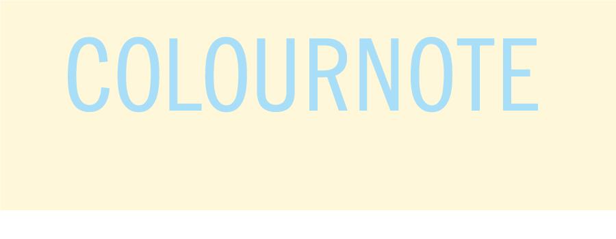 COLOURNOTE