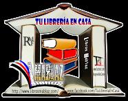 Página TU LIBRERÍA EN CASA, pinchar imagen enlace directo