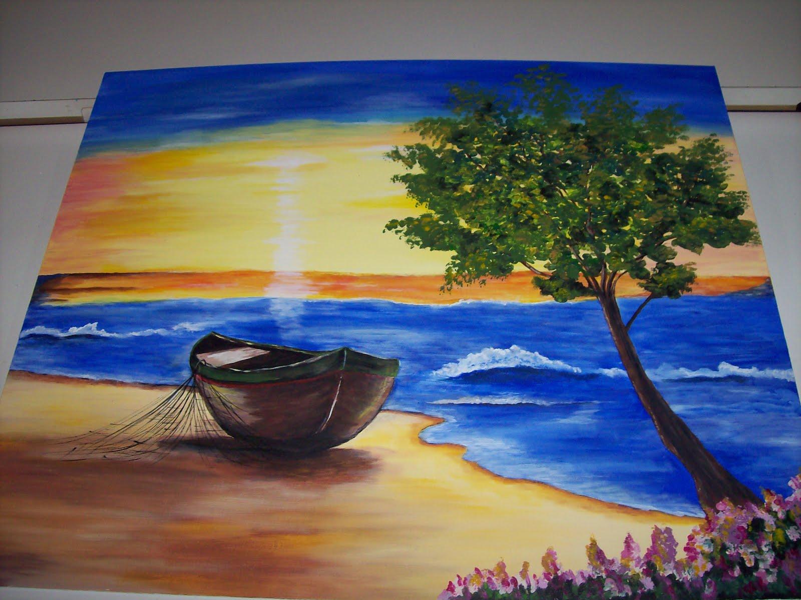 Taller creativo peque os grandes artistas - Cuadros pintados con spray ...