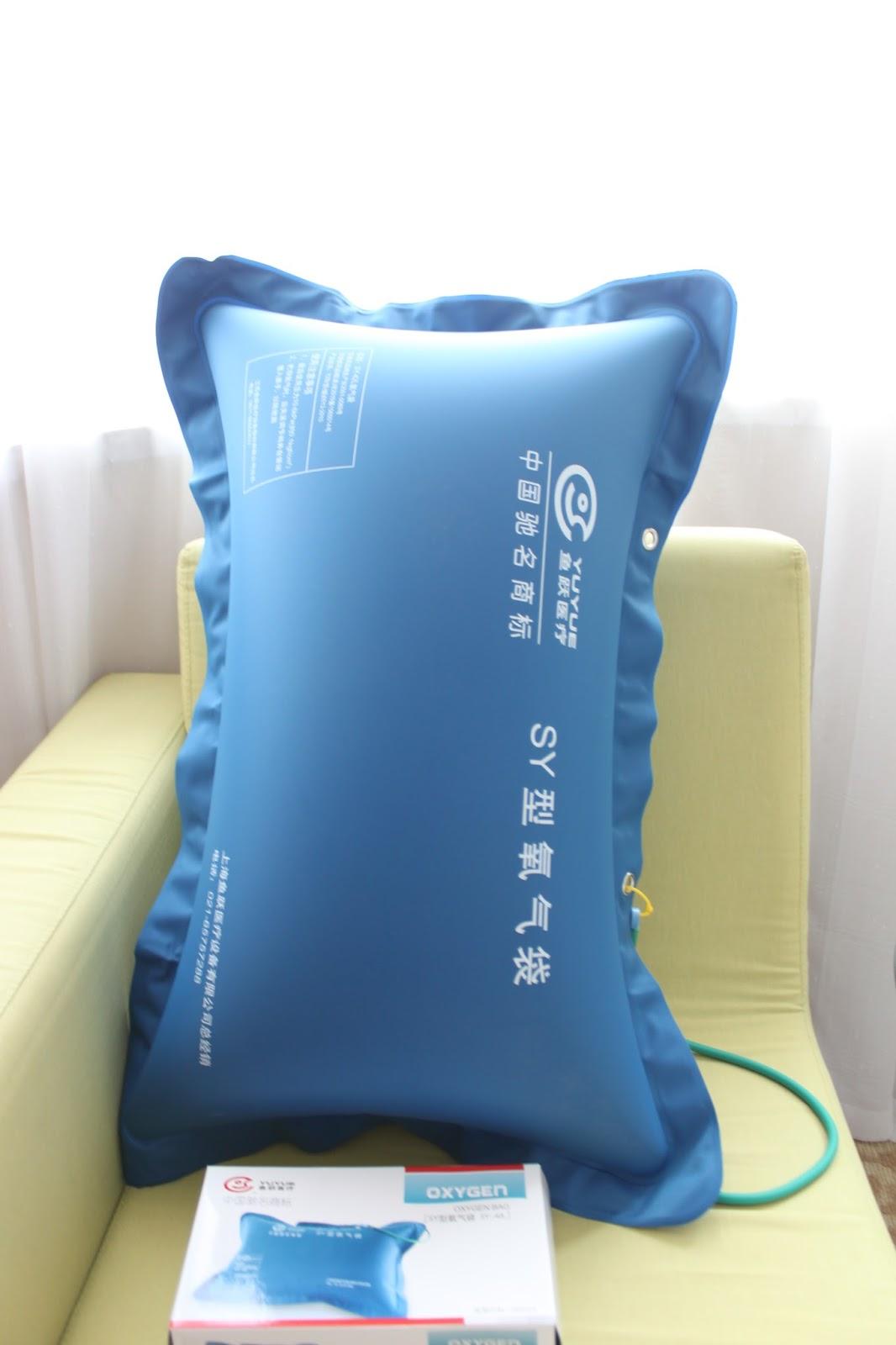 Кислородная подушка для домашних условий 366