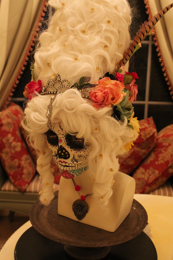Day of the Dead Mannequin