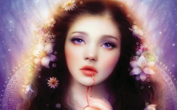 CG Art Wallpaper Anna Dittmann Artwork 01