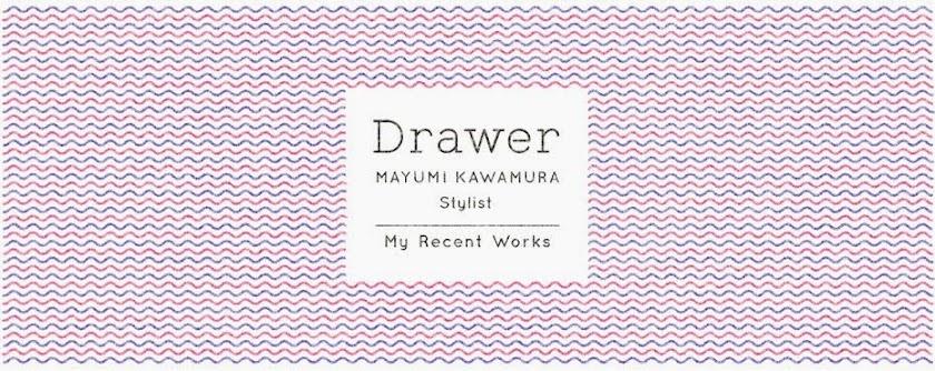 Mayumi Kawamura   Drawer