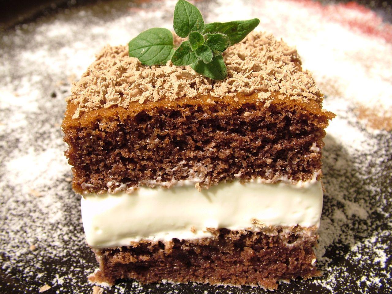 Ciasto WZ w wersji dietetycznej