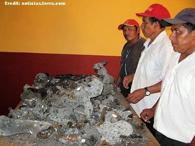 'We Saw UFOs,' Claim Yucatán Villagers – Police Fear Radioactivity