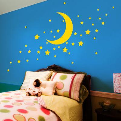pintar la habitación para niños