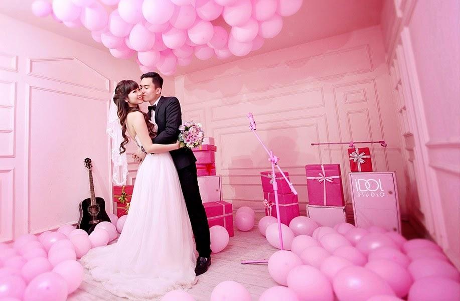 Địa điểm chụp ảnh cưới trong nhà tại Hà Nội đẹp đang HOT7