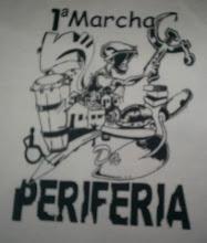 1ª Marcha da Periferia - O Levante da periferia Contra as desingualdades socio-racias 2006.