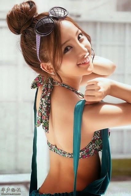 Ảnh gái xinh mỹ nhân Trung Quốc khoe sắc