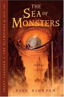 Read Books Online Free The Sea Of Monsters By Rick Riordan