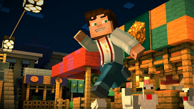 Minecraft: Story Mode Apk 3