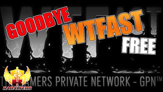 Goodbye WTFast Free Account ★ WTFast Is FREE No More