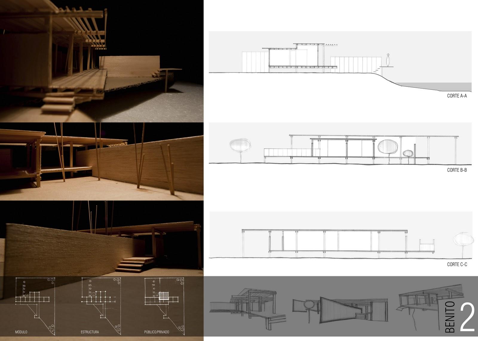 Arquitectura 1 agg panel de arquisur de macarena corries - Agg arquitectura ...