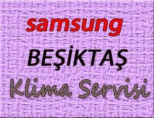 Samsung Beşiktaş Klima Servis