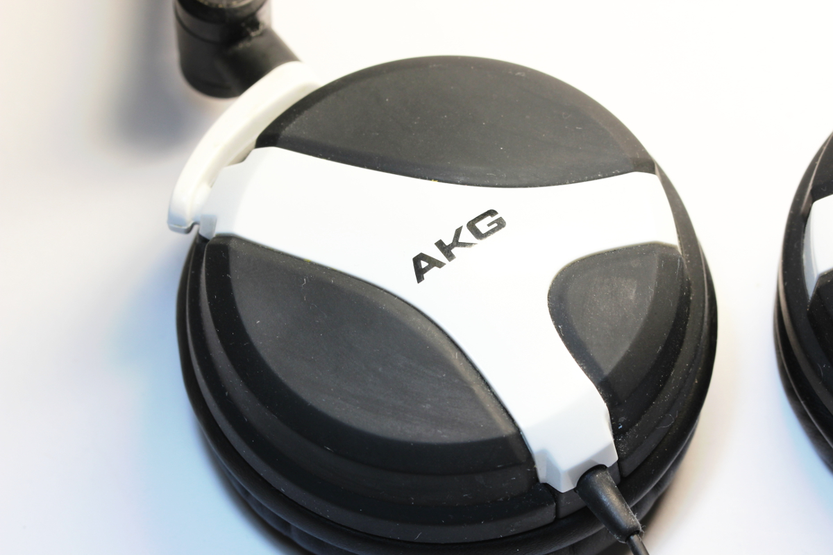 AKG 518LE Kopfhörer Klangschale